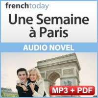 Une Semaine A Paris French Audio Novel