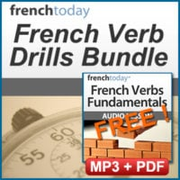 French Verb Conjugation Drills Fundamentals