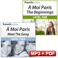 À Moi Paris Beginner Level Bundle