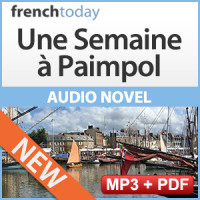 Une Semaine A Paimpol French Audio Novel