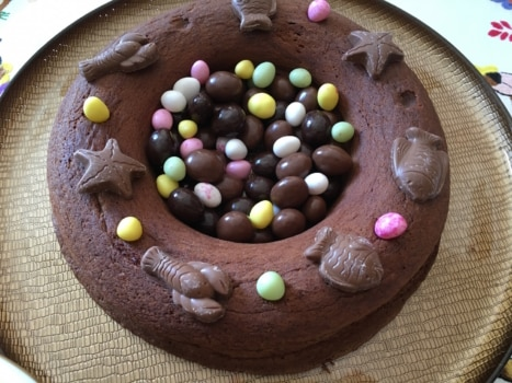 French Easter Cake