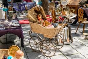 Flea market french vocabulary