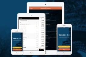 iPad, iPhone and Ipod App