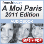 A Moi Paris French Audiobook