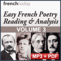 French Poetry Volume 3