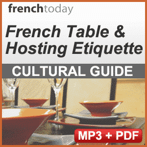 French Table And Hosting Etiquette