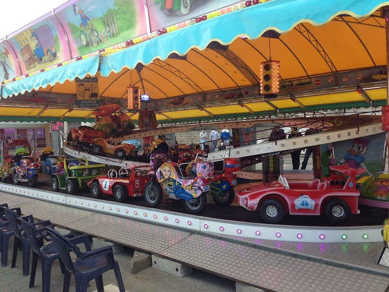 Les f�tes foraines - carnivals and fun fairs in France - Learn French