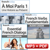 Beginner French Booster Bundle