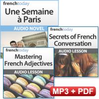 Low Intermediate French Bundle