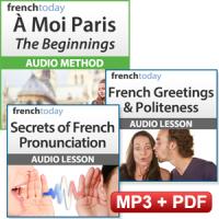 French Starter Pack Bundle