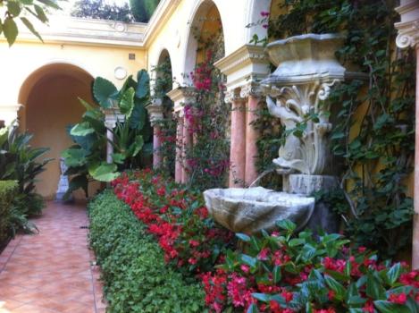 Visite de la villa ephrussi de rothschild c t de nice for Jardin villa rothschild