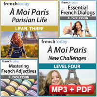 Intermediate French Booster Pack