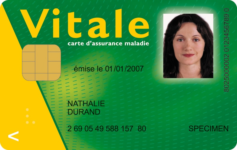 what is carte vitale france