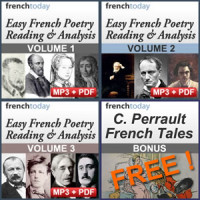 Easy French Poetry Bundle