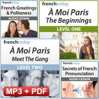 Beginner French Ultimate Pack