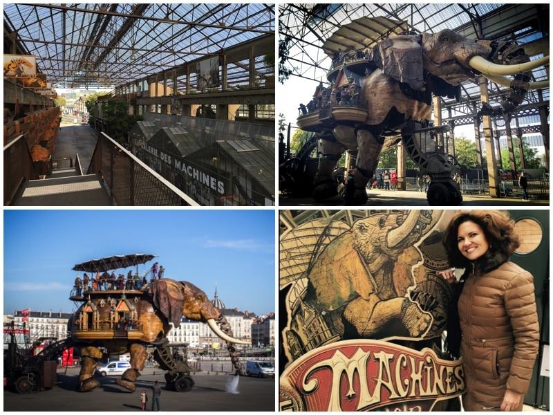 Nantes - Machines de L'île