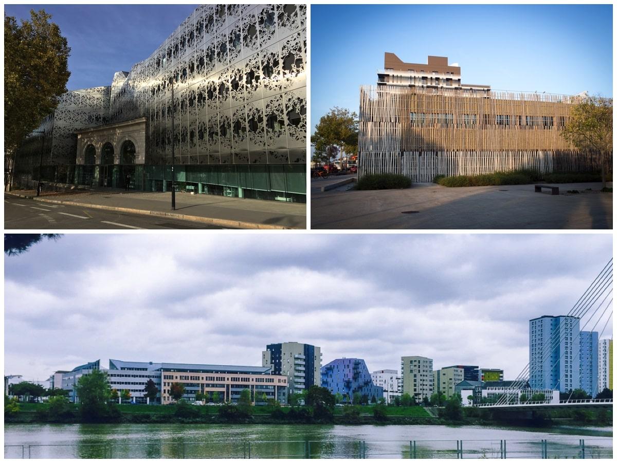 Visite de Nantes - Architecture moderne