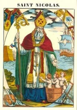 saint-nicholas legend