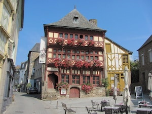 French Immersion in Brittany at Teacher's