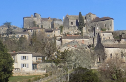 french immersion homestay france Bruniquel