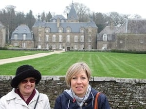 french immersion teacher homestay France Brittany