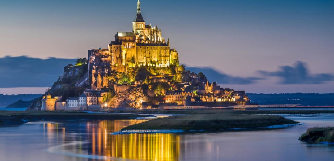 mont saint michel learn french immersion france