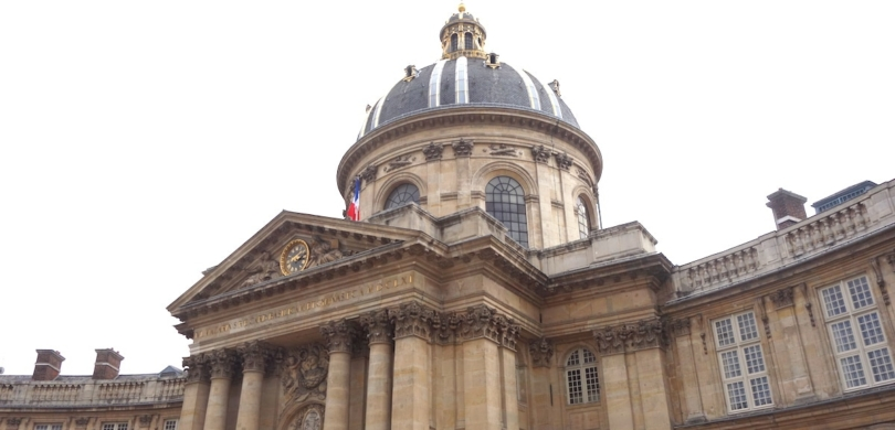 Paris' Saint-Germain-des-Prés French English Bilingual Story