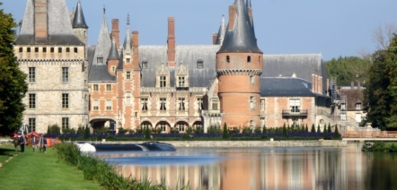 learn french easy bilingual story practice maintenon castle