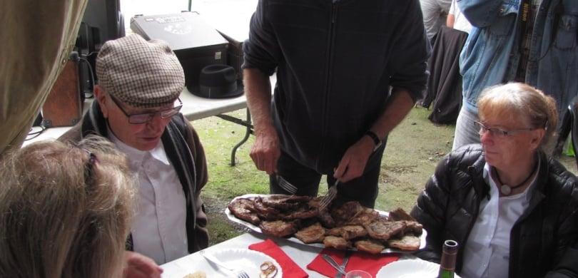 la fête du cochon en Bretagne learn french
