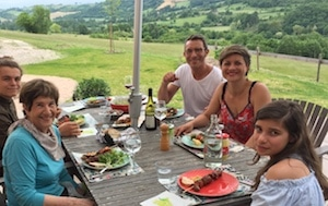Immersion Homestay at Teacher & Family in France