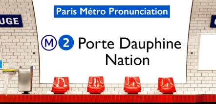 Paris Métro Line 2 Stations Pronunciation