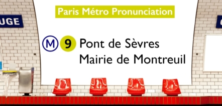 Paris Métro Line 9 Stations Pronunciation