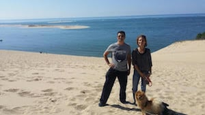 French Immersion Homestay in Arcachon