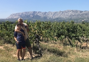 French Family Immersion At Teacher Near Aix-En-Provence