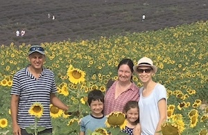 French Immersion Homestay in Provence
