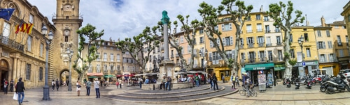 aix - learn french provence