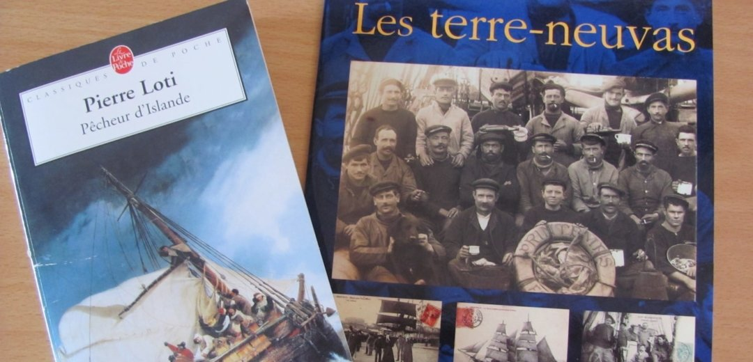 "Les ""Terre-Neuvas"" A Bilingual Story About French Cod Fishing"