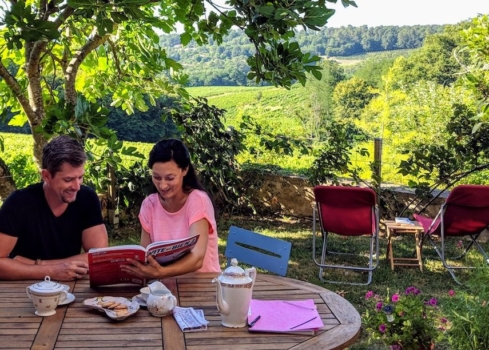 learn french immersion bordeaux