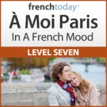 A Moi Paris Level 7 French Audiobook