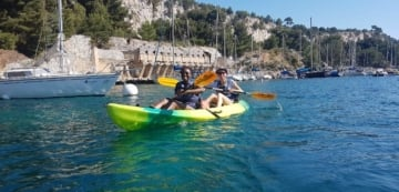 calanque learn french