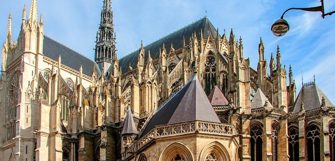 learn french amiens cathedral