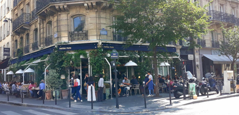 paris batignolles learn french