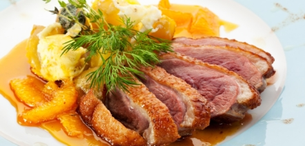 French Orange Duck Recipe
