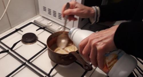 sauce for endive ham gratin