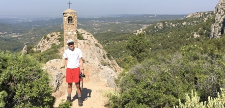 Climbing The Sainte-Victoire Mountain in Provence
