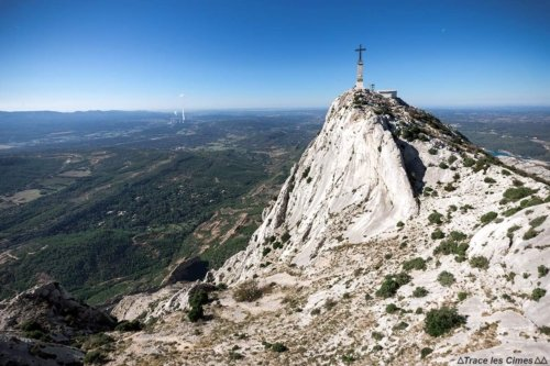 croix de provence sainte victoire learn french