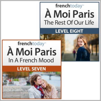 Advanced Level French Audiobook Bundle