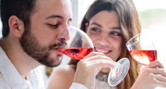 how to drink french wine