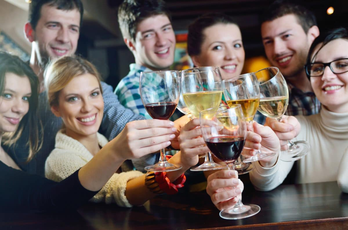 7 tips for drinking wine like the french french today for Food bar drinking game