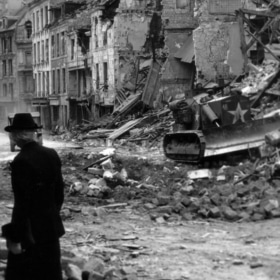 Freedom is Never Free – The Story of Caen During WW2